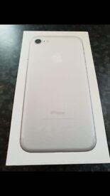 White iPhone 7 32gb