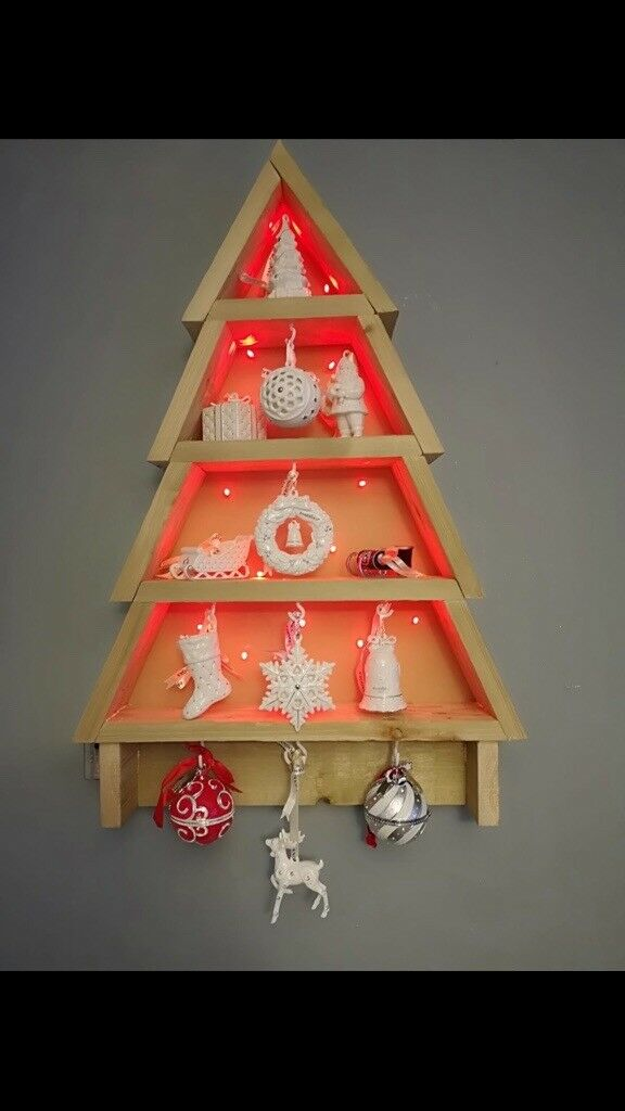 Wooden Christmas Tree Display Units Hand Made In Southampton Hampshire Gumtree