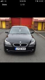 BMW 520 d se 2litre diesel in excellent condition , car Service history