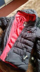 Bench winter fleeced jacket