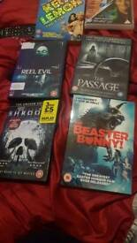 Selling dvds