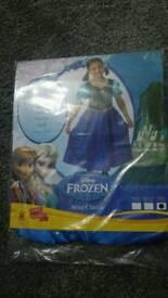 Frozen Anna fancy dress - brand new