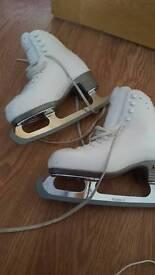 Risport Rf4 ice-boots size 3.5
