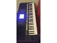 Yamaha PSR-S750 keyboard sound demo
