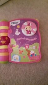 Vtech peek a boo nursery rhyme book