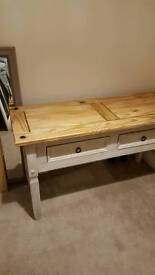 REDUCED .......Hall table