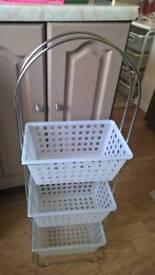 3 tier vegetable or fruit basket