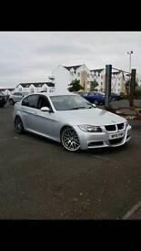 BMW 320 M Sport full spec