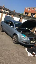 Vw passat HIGHLINE 170 Bhp DSG 94000k FULLY LOADED