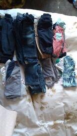 Baby boy clothes 9-12m