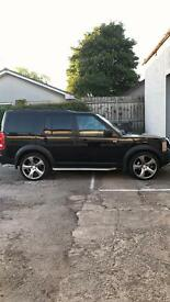 2005 Land Rover discovery 3 SE