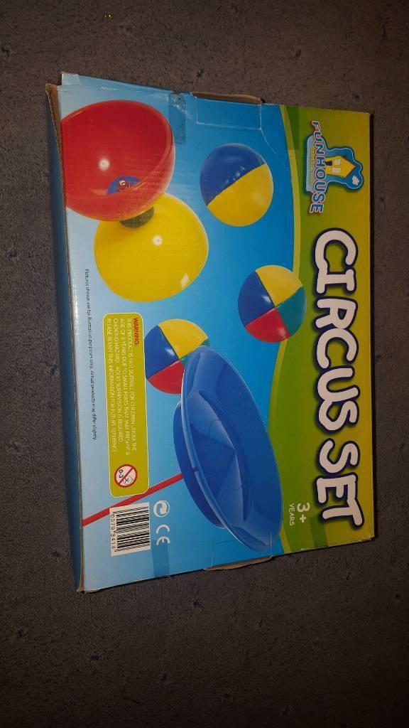 Circus Toy Set