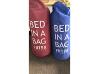 Futon company bed in a bag * 2