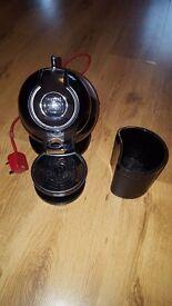 Krups Nescafe Dolce Gusto Melody 3 Manual Coffee Machine - Black