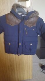Next winter coat for 2 years old