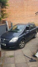 Vauxhall Zafira £700