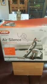 Vax airlift silence
