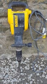 DeWalt Breaker - almost new, used on one project only