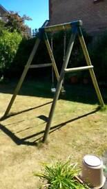 Childs swing PLUM