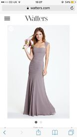 Bridesmaid dresses (x4) size 6, 8 and 2x10