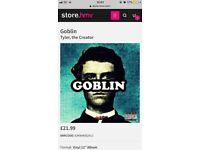 Tyler the creator goblin vinyl