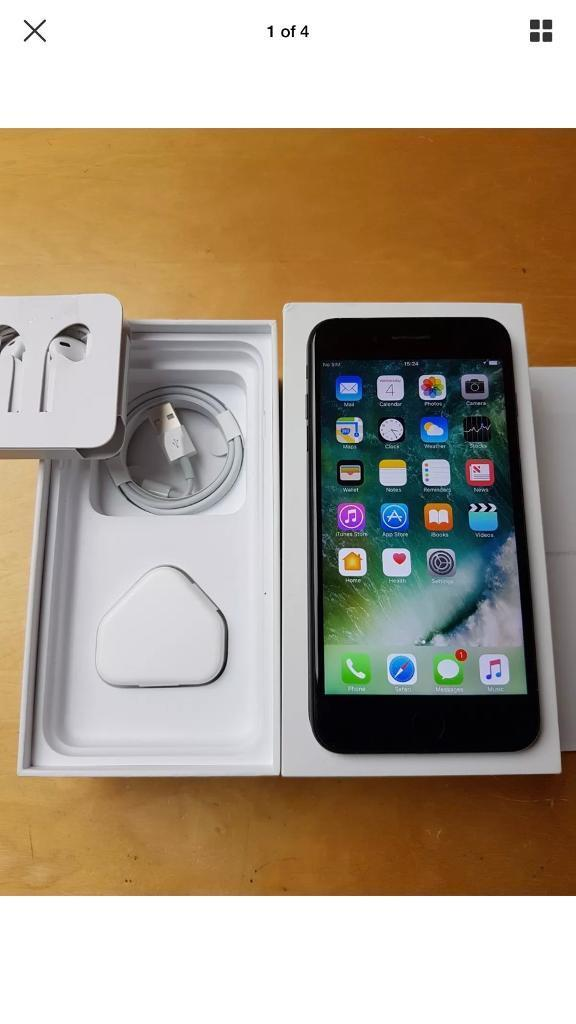 iPhone 7 Plus (256GB) Matte Black