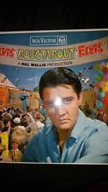 Mint Elvis Presley Roustabout