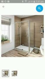 Shower enclosure worth £800 new