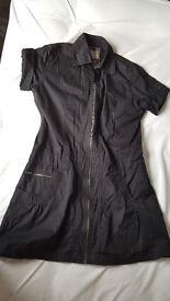 bundle of 4 items: 3 ladies' shirts, 1 blouse: all fit sizes 12/14! excellent condition!