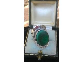 Pretty silver ring (925)