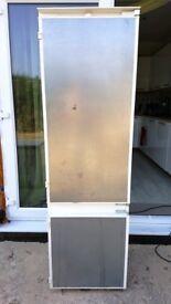 Bosch Integrated Built In Fridge Freezer