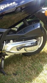 Peugoet Kisbee 100cc Moped/Scooter