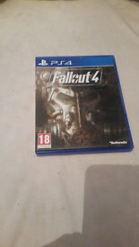 fallout 4 ps4 great condition £15