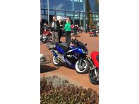 Yamaha Thunderace 1000 Only 12.000 miles from New