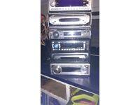car stereos £10 each