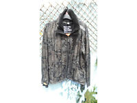 Superdry double blacklabel Mens Camo Jacket, XXL, Excellent condition, like new!