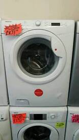 HOOVER 6KG LOAD 1600 SPIN WASHING MACHINE