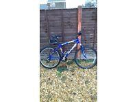 bargain man or teens bike £45ono