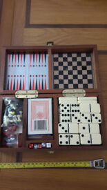 Compendium of Games, Chess, Draughts, Dominoes, Cards