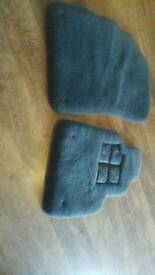 Genuine Bentley front car mats very thick luxury vw audi