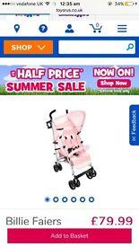 Wanting billie faiers stroller