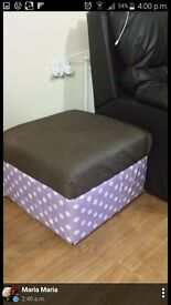Storage box / stool FREE DELIVERY