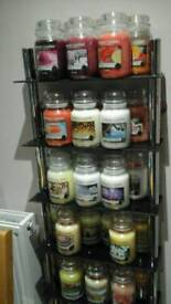 Yankee Candle Large Jars- Brand new and VERY rare!