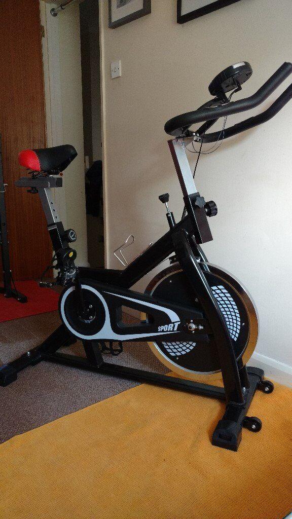 Exercise Bike Fitness Cardio