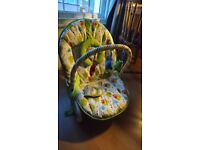 Mothercare baby bouncer in perfect condition from 0 to 6 months