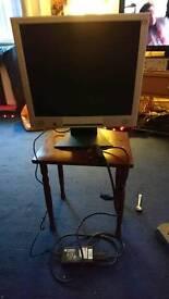 """17"""" computer monitor"""