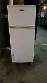 White A Class FridgeMaster Fridge Freezer In Fully Working Order And Good Condition