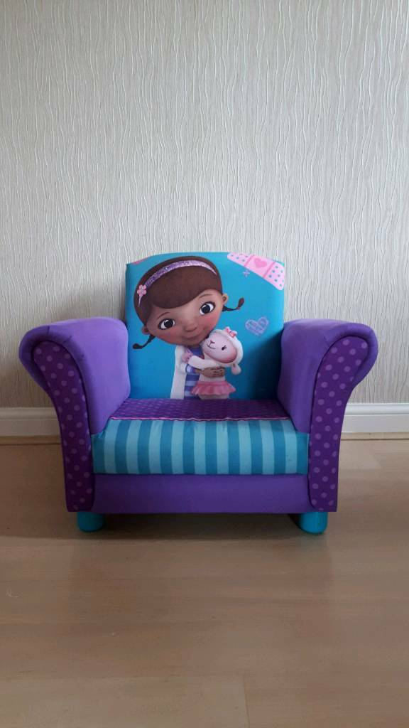 Cool Doc Mcstuffins Kids Armchair In Bellshill North Lanarkshire Gumtree Gmtry Best Dining Table And Chair Ideas Images Gmtryco