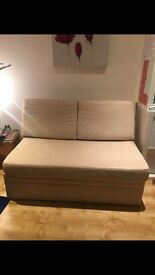 Sofa Bed (John Lewis) very good condition