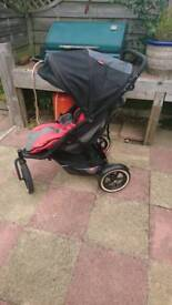 Phil & Ted's Pushchair